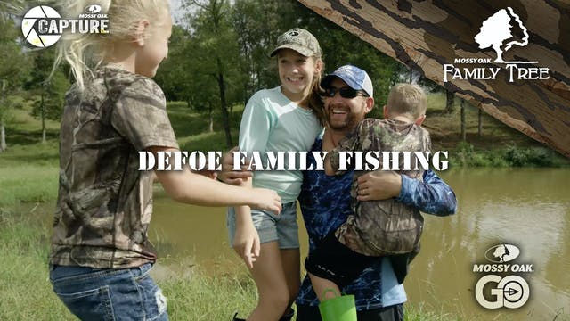 Ott DeFoe • Family Fishing