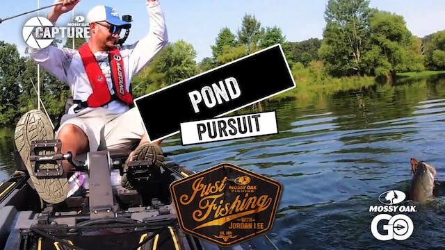 Pond Pursuit • Just Fishing with Jord...