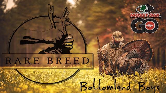 Bottomland Boys • Rare Breed