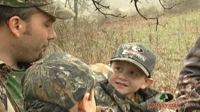 Catch-A-Dream • Texas Turkey Hunting with Kids