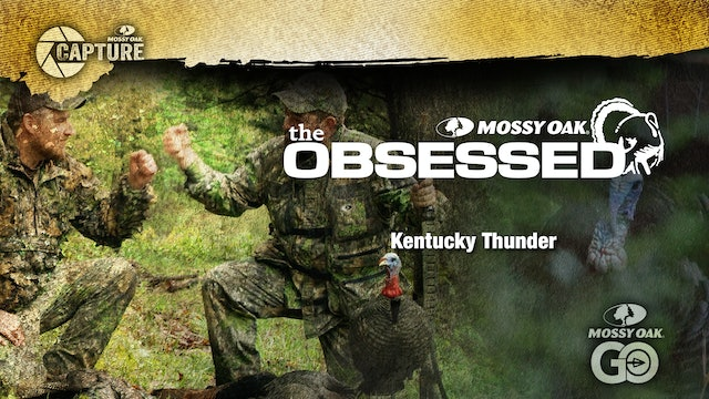 Kentucky Thunder • Southeast Kentucky Turkey Hunting
