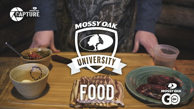 Food • Mossy Oak University