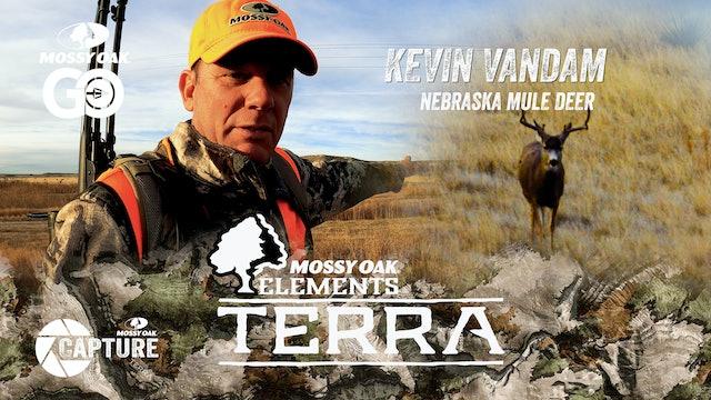 Kevin VanDam • Nebraska Mule Deer • Terra