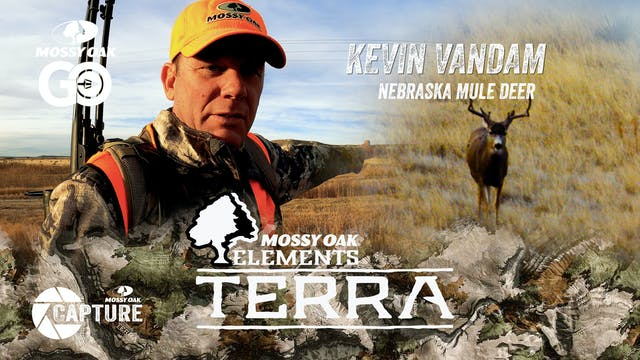 Kevin VanDam • Nebraska Mule Deer • T...