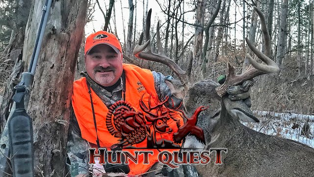 Snow and Frigid Temps • Hunt Quest