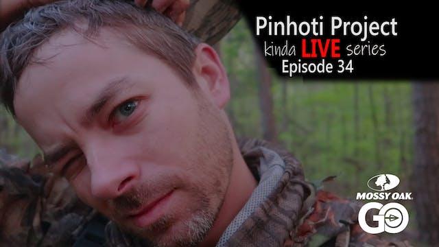 Kinda Live • Episode 34 • Pinhoti Pro...