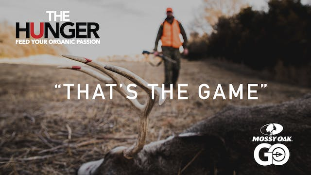 That's The Game • The Hunger