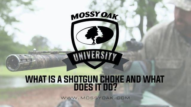 What is a Shotgun Choke and What Does...