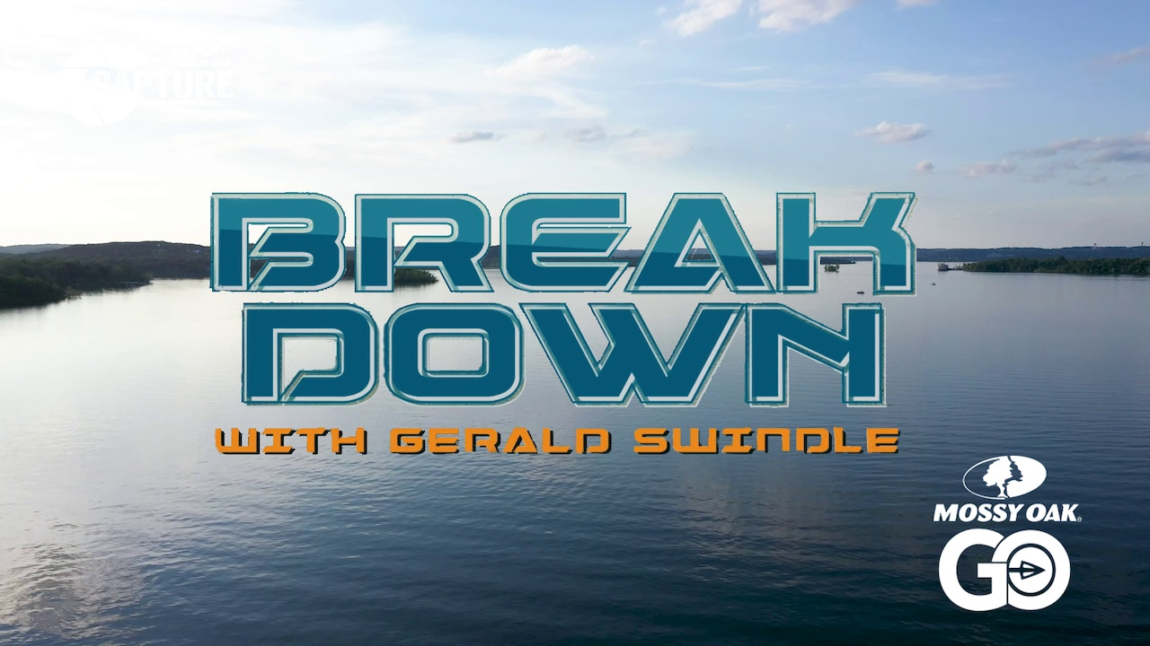 Break Down with Gerald Swindle