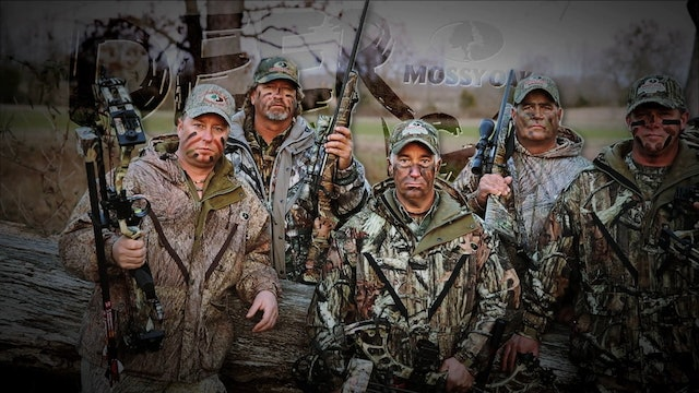 Bucks to the Core • Places the Big Deer Call Home
