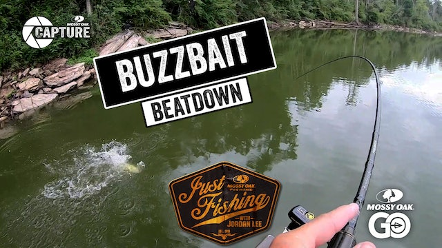 Buzzbait Beatdown • Just Fishing with Jordan Lee
