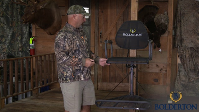 Deluxe Hang On Stand • Sportsmans Guide