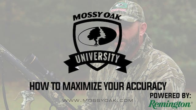 How To Maximize Your Accuracy • Mossy...
