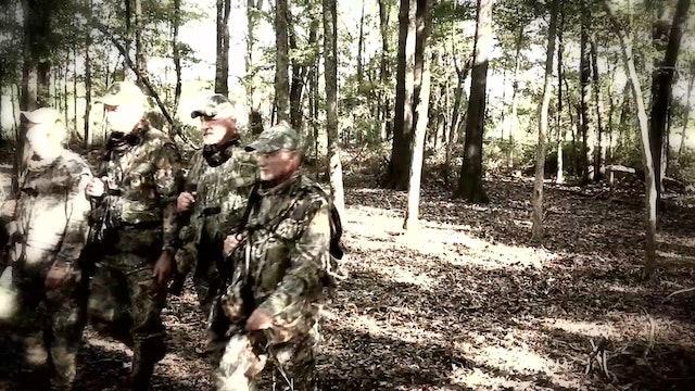 Spring Breeding • Turkey Hunting in Missouri
