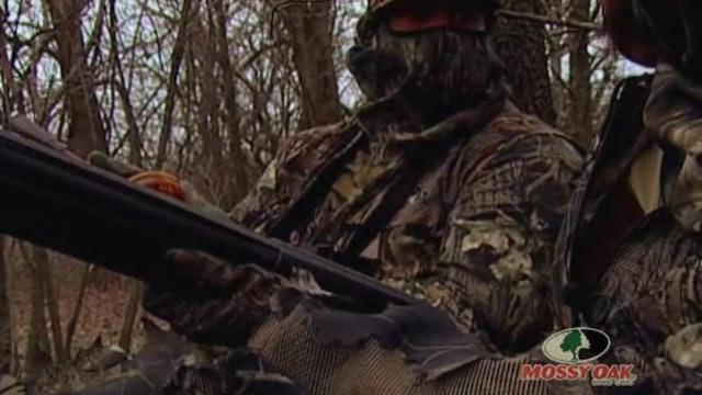 Kansas Wild Turkeys • Riverbottom Easterns Offer Excitement