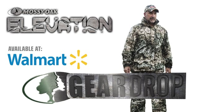 Gear Drop • Mossy Oak Elevation Jacke...