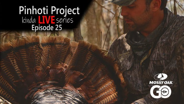 Kinda Live • Episode 25 • Pinhoti Pro...