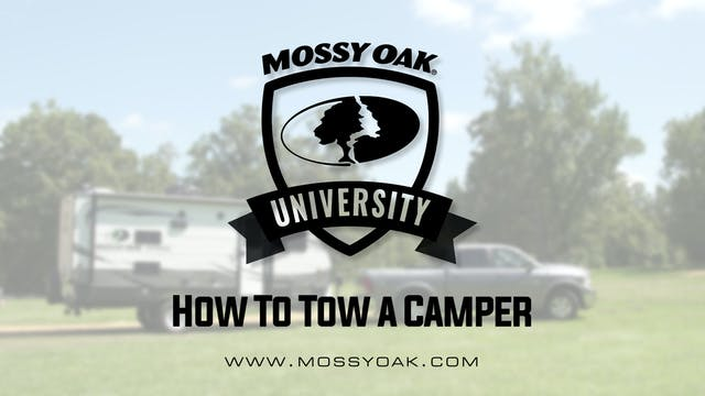 How to Tow a Camper