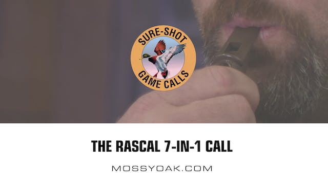 Rascal 7-In-1 Call • Sure Shot Game C...