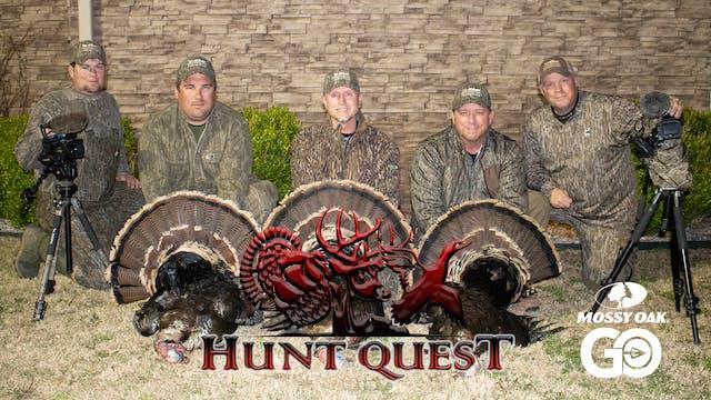 Oklahoma Rio Grande Bonanza! • Hunt Q...