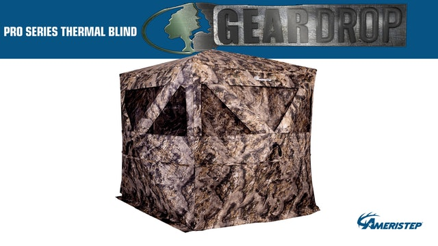 Gear Drop • Ameristep Pro Series Thermal Blind