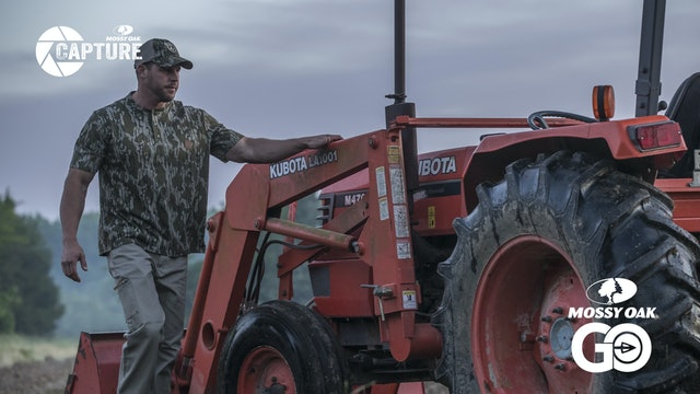 Austin Delano • Food Plot Guru