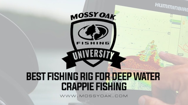 Best Fishing Rig For Deep Water Crappie