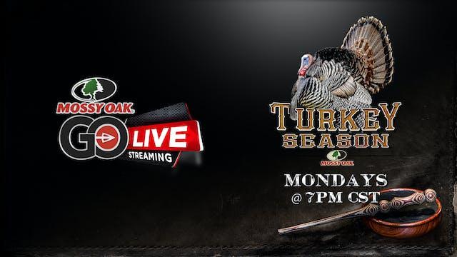Live: 3.15.2021 Turkey Season - Part 4