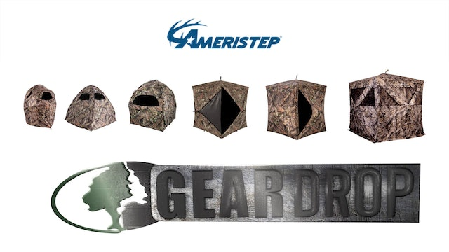 Gear Drop • Ameristep Blinds