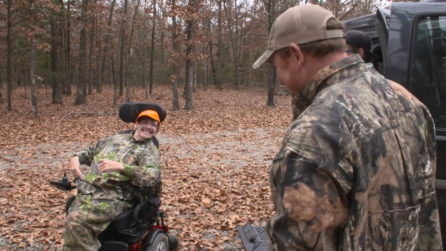 Rays of Hope • Overcoming Adversity in the Outdoors