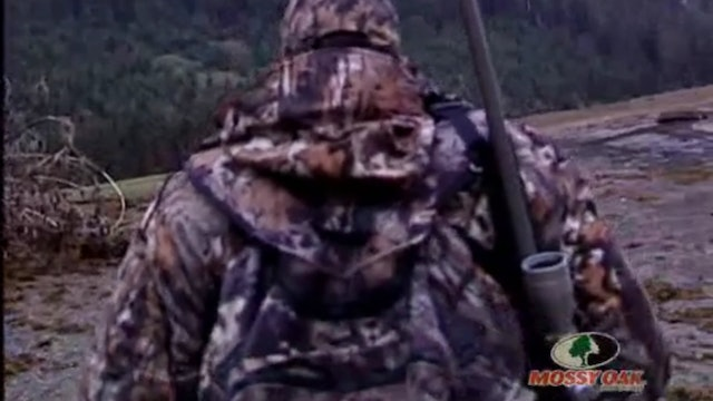 Belly Crawling & Bears • Rifle Hunt for Bear in Alaska