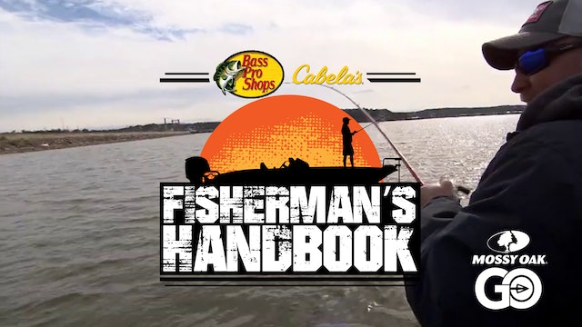 Catching Bass • Fisherman's Handbook