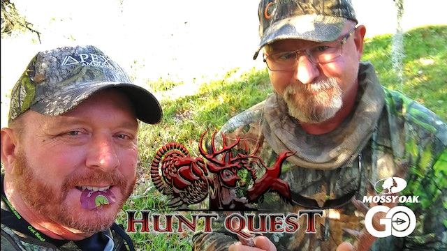 Opening day South Zone Osceola's Part 1 • Hunt Quest