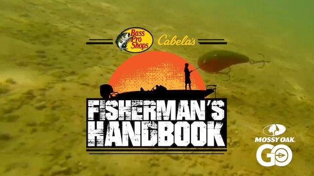 Catching Bass On and Near Dams • Fisherman's Handbook