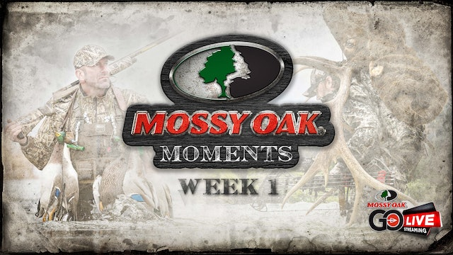 LIVE: 8.31.2020 Mossy Oak Moments Replay