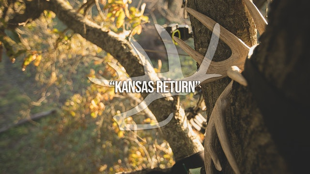 Kansas Return • Heartland Bowhunter • Behind the Draw