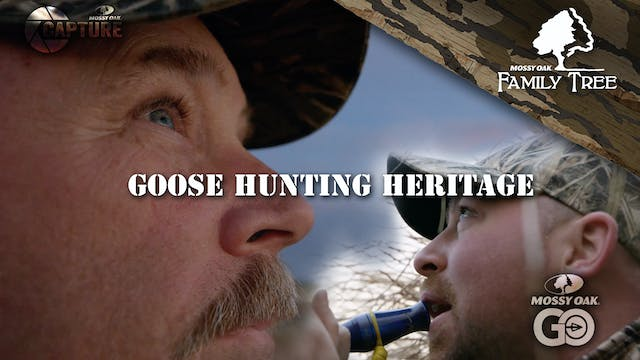 Family Tree • Goose Hunting Heritage