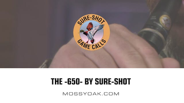 650 Call • Sure Shot Game Calls