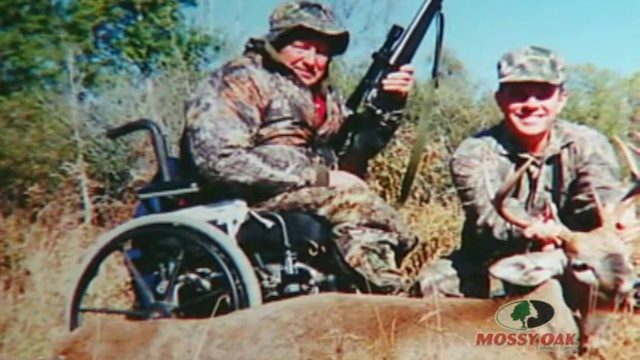 Semper Fi • American Marines Turkey Hunt Texas