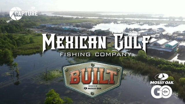 Mexican Gulf Fishing Company • BUILT