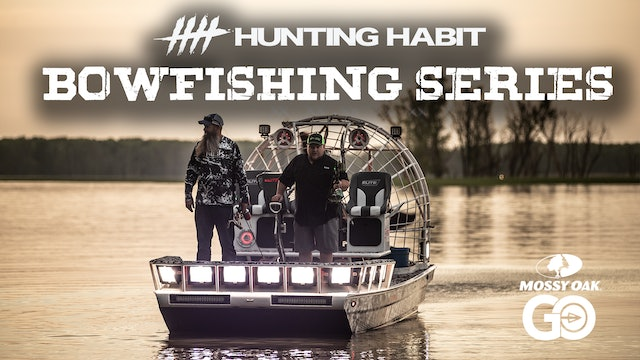 Hunting Habit · Bowfishing Series