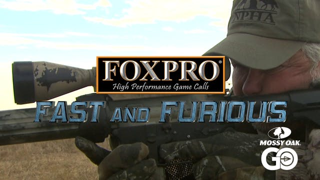 FOXPRO 1107 Oklahoma • Fast and Furious