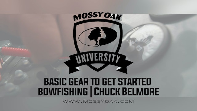 Basic Gear to Get Started Bowfishing • Mossy Oak University