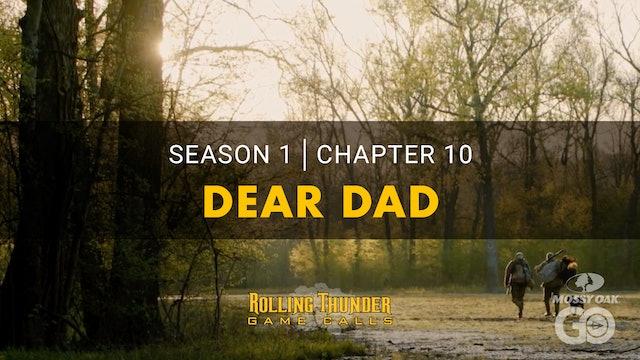Dear Dad • Rolling Thunder Ch.10