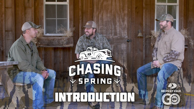 Chasing Spring · Introduction to the Season