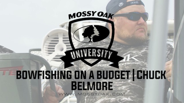 Bowfishing on a Budget • Mossy Oak University
