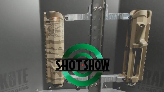 Cerakote • Mossy Oak Bottomland • SHOT Show 2020