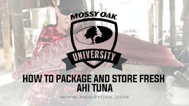 Best Way to Package Fresh Ahi Tuna