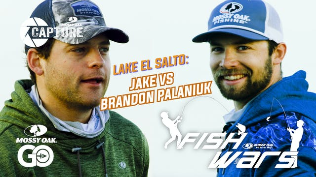 Fish Wars • Jake vs Brandon Palaniuk