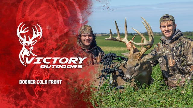 Booner Cold Front • Victory Outdoors